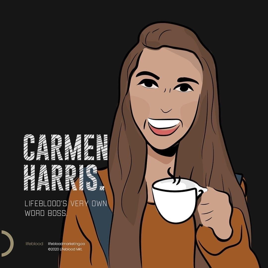 Carmen Harris Blog Author